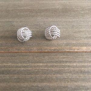 Tiffany & Co earrings